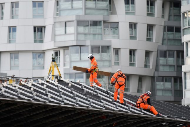 Outlook for Swiss economy and jobs is improving significantly, new figures show