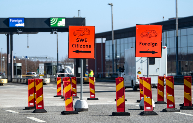 Sweden lifts travel restrictions for Nordic arrivals, but extends them for others