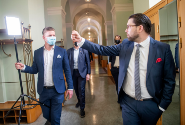 Jimmie Åkesson interview: 'If you don't want to be part of Sweden, then you cannot live here'