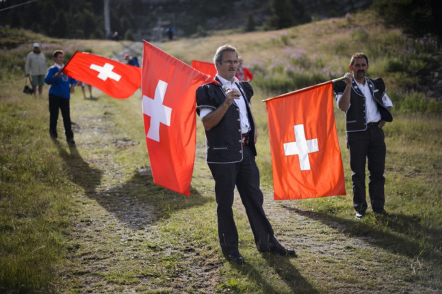 'A feeling of belonging': What it's like to become Swiss