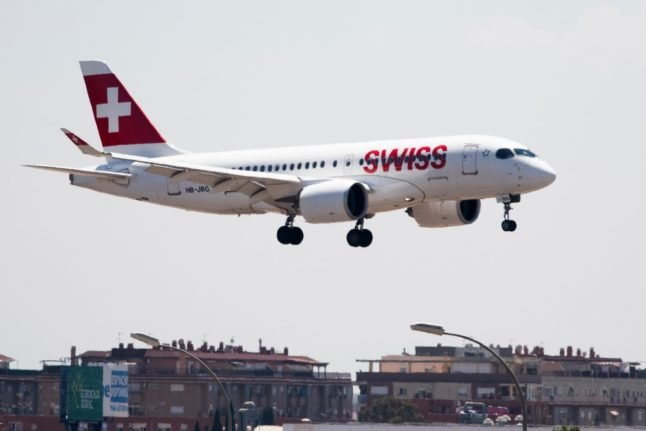 When can residents of Switzerland travel abroad again?