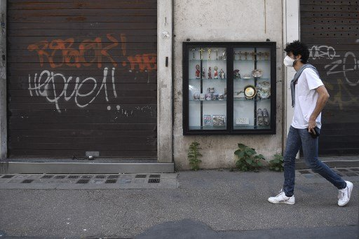 'A million more unemployed': Fears as Italy's Covid freeze on layoffs set to end