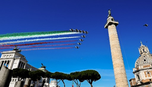 Ditching the monarchy or a day at the beach: What exactly is Italy celebrating on Republic Day?