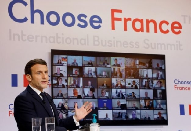 France named most attractive country in Europe for foreign investment