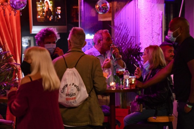 Going out in Spain: What are the new rules for bars and nightclubs?