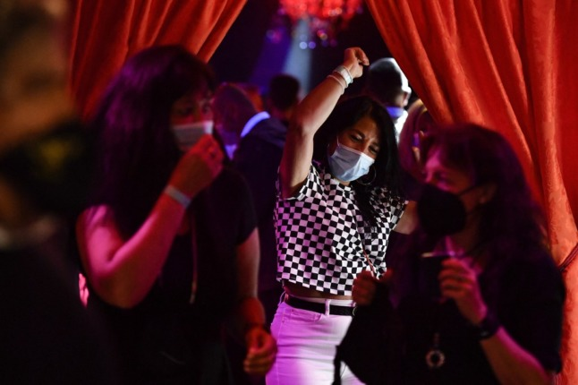 EXPLAINED: How Spain plans to reopen nightclubs and hold big events soon