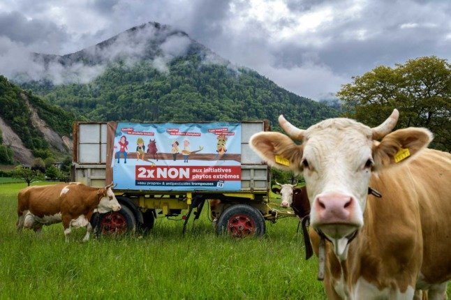 EXPLAINED: What's at stake in Switzerland's pesticide referendum?