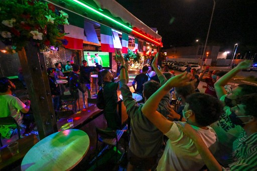 Bars, house parties and fan zones: Where and how can you watch Euro 2020 matches in Italy?