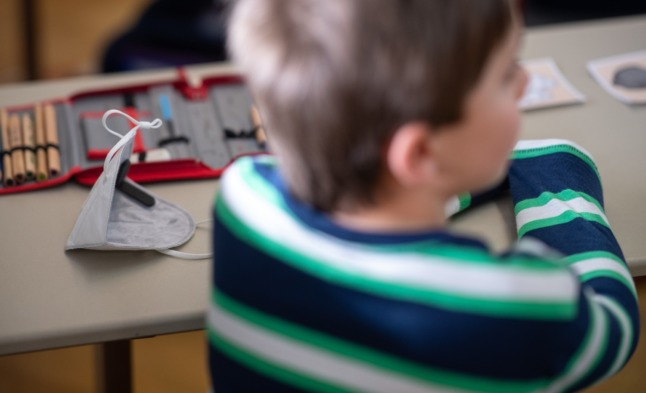 Masks and Covid tests should continue in Germany's schools until 2022, say health officials