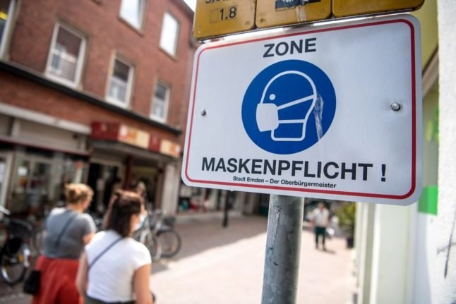 German health experts give green light to end of masks, but only outside