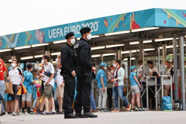 Medical expert warns Germany Euro 2020 fans not to travel to England