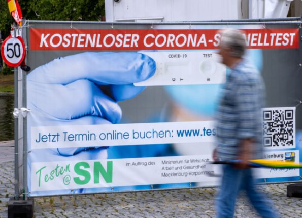 Number of people in Germany suffering from long-Covid set to 'significantly increase'