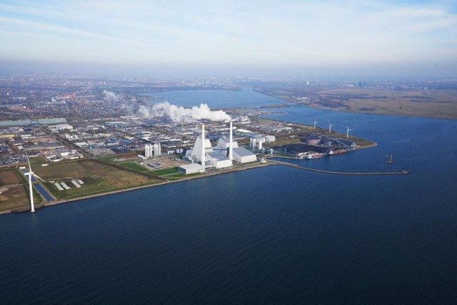 Ørsted to use carbon captured from Copenhagen power station to make fuel