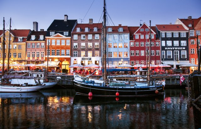 Denmark opens up for all tourists from the US