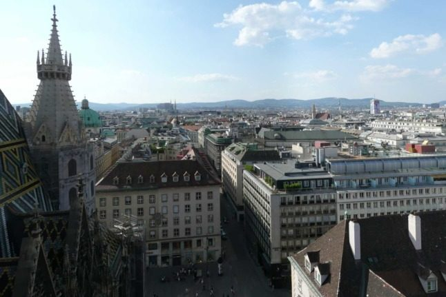 Why is Vienna no longer the 'most liveable' city in the world?