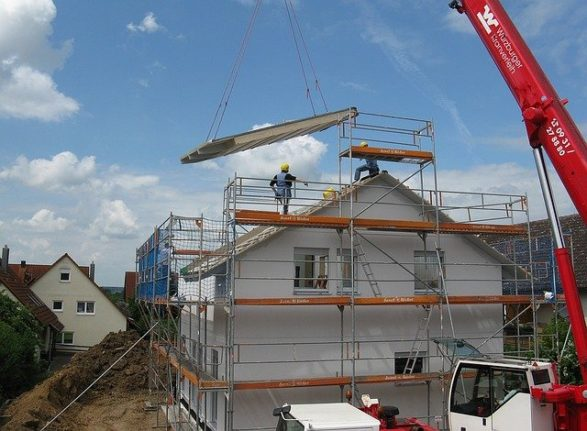 Noisy construction work in Spain: What are my rights?