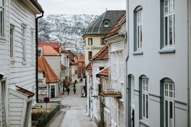 Why do Norwegians fall out with their neighbours?
