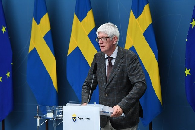 No need to adapt Sweden's Covid-19 re-opening plan yet, says government