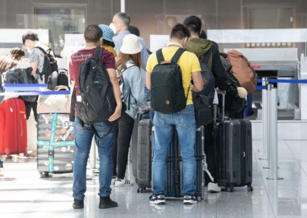 German health expert warns of 'fourth Covid wave' due to variants and travellers