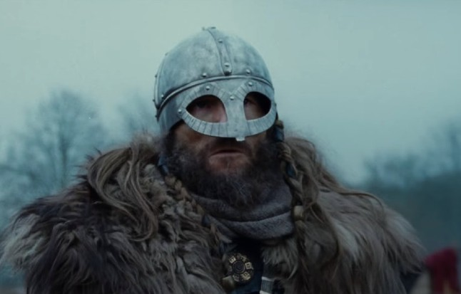 'The Vikings also wore helmets': Danes draw on marauding past for cycle safety ad