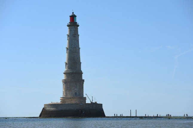 France's 'king of lighthouses' wins Unesco heritage listing