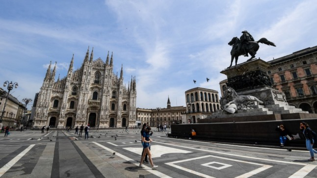 Covid-19: Italian study revives debate over when pandemic started in Europe