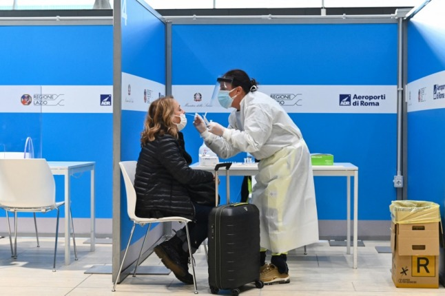 EXPLAINED: How tourists and visitors can get a coronavirus test in Italy