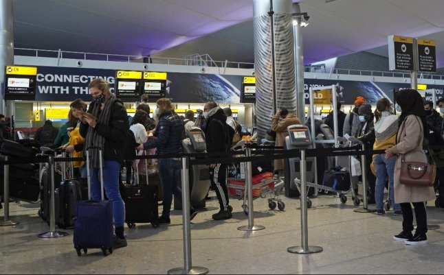 UK to allow fully vaccinated travellers from Europe to skip quarantine… but not from France