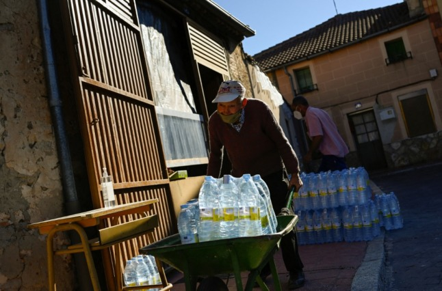 'It's not normal in the 21st century': How dozens of villages in Spain struggle for drinking water