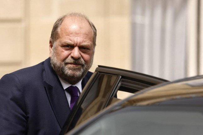 French justice minister charged over conflict of interest