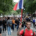 Health passport protesters back on the streets of Paris this weekend
