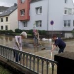 'We've never seen anything like this': How one western German town reacted to the flash floods