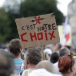 French anti-health pass demonstrations lead to 76 arrests