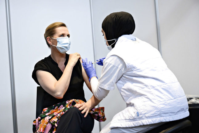 Denmark reaches Covid vaccination landmark… but experts warn there's a long way to go