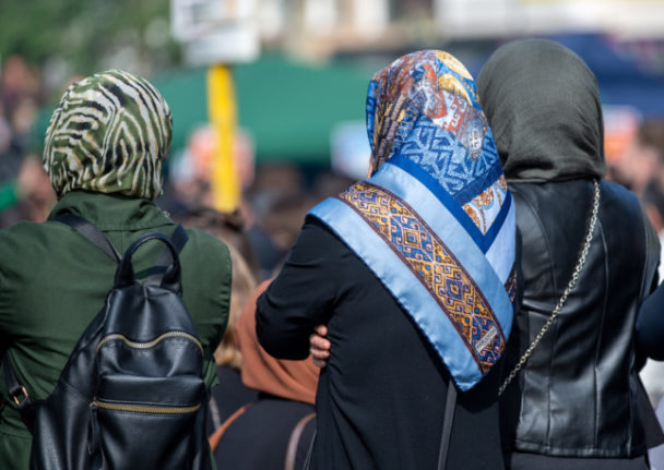 German employers can ban headscarves 'in some cases', EU court rules