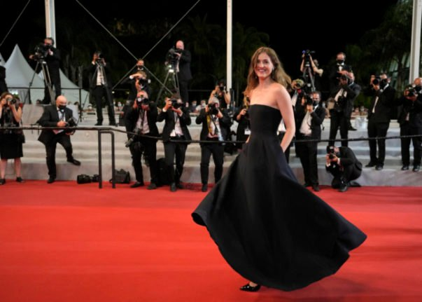 Cannes festivalgoers fall for 'gloriously sweet' Norwegian film