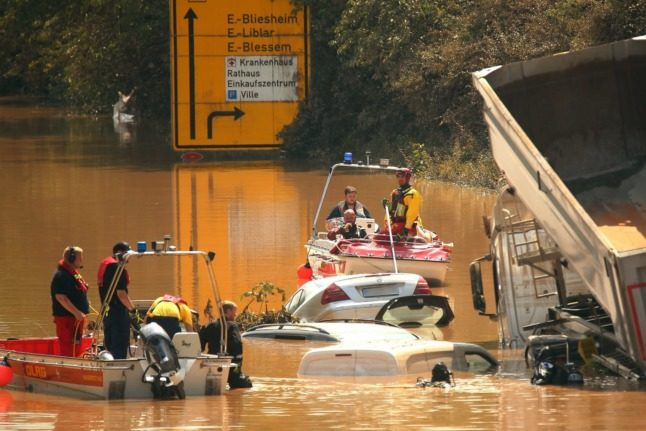 EXPLAINED: How you can support victims of the German flood tragedy