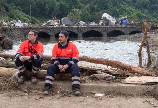 'Unbelievable tragedy': Germany vows to improve flood warning system