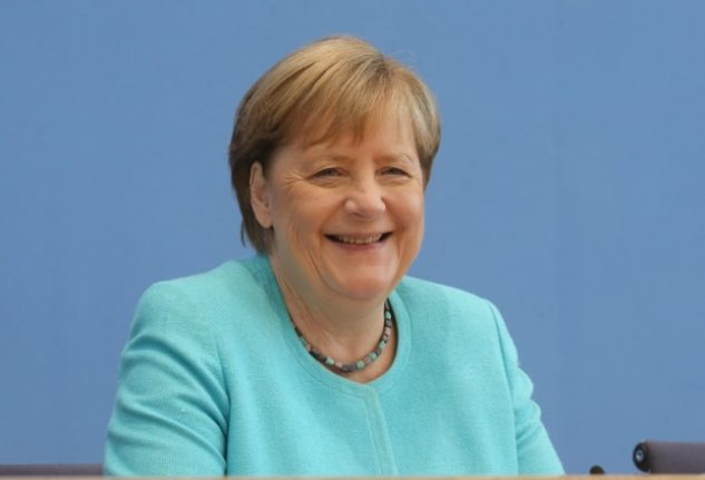 'Germany is a strong country – but we have work to do', says Merkel in last summer press conference