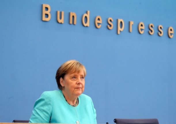 Merkel urges Germans to get vaccinated amid 'exponential growth' of Covid infections