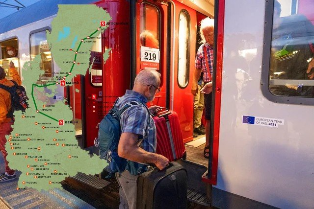 What you need to know about the new night train from Copenhagen to Germany