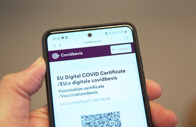 What do I do if I can't access my Swedish Covid-19 vaccine pass?