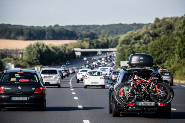 Italy issues first 'critical' traffic warning this weekend amid summer holiday exodus