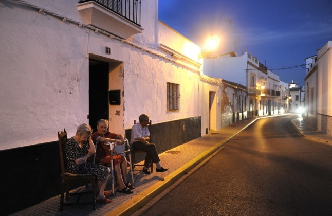 Village calls for Spain's al fresco summer chats to get protected Unesco status