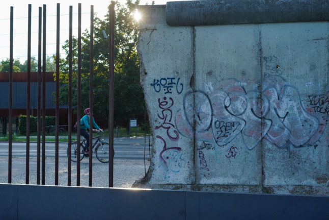 'Wall of Shame': How the Berlin Wall went up 60 years ago