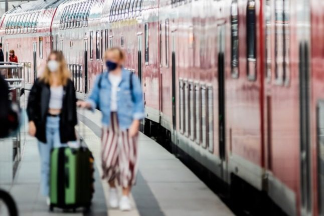 Rail passengers in Germany face disruption as two-day strike announced