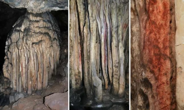 Study confirms ancient cave art in southern Spain was created by Neanderthals