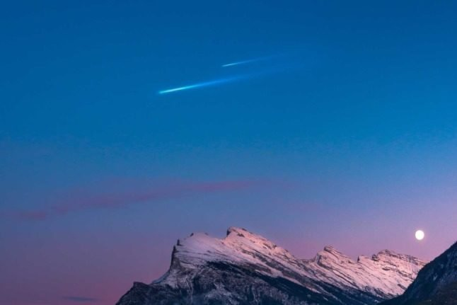 'The probability of seeing a falling star is great': How to watch Thursday night's meteor shower in Switzerland