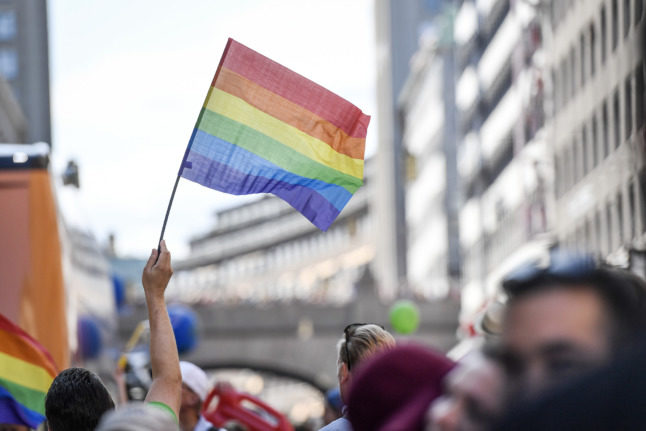 Stockholm Pride is a little different this year: here's what you need to know
