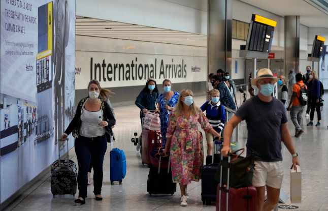 Swedish nationals face rule change for travel to UK